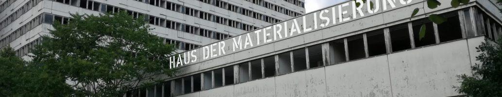 Haus der Materialisierung